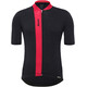 Santini Origine Bike Jersey Shortsleeve Men red/black